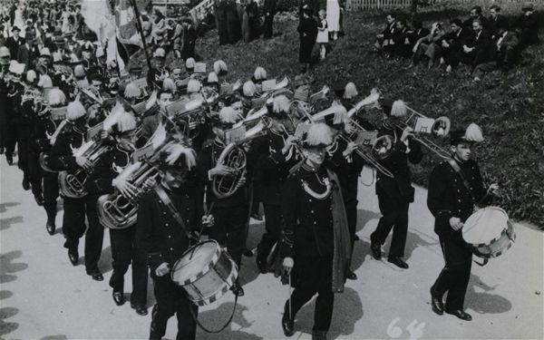 Société de musique l'Avenir en 1941