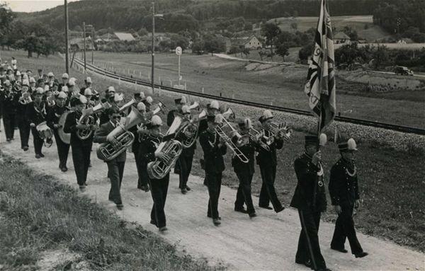 Société de musique l'Avenir en 1949