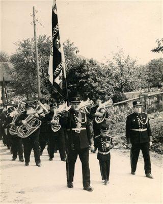Société de musique l'Avenir en 1959