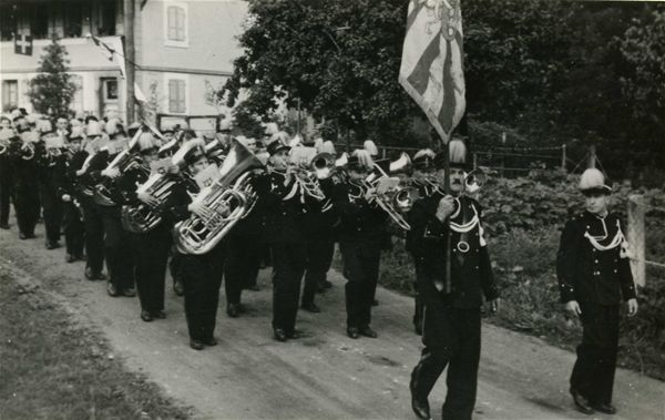 Société de musique l'Avenir en 1948