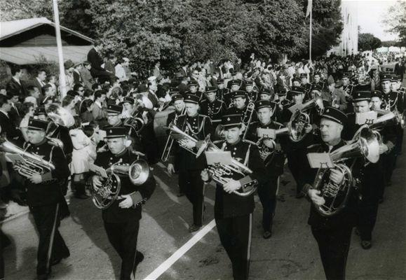 Société de musique l'Avenir en 1962