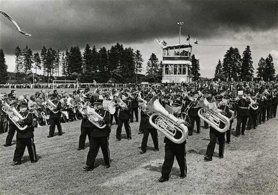 Société de musique l'Avenir en 1967