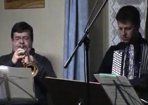 Chant hongrois, Jean-François Michel, accompagné par Stéphane Chapuis
